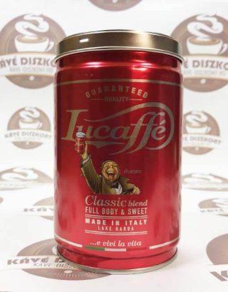 Lucaffé Classic őrölt kávé 250 g