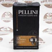 Pellini N° 46 Cremoso őrölt kávé 250 g