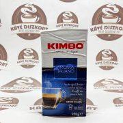 Kimbo Aroma Italiano őrölt kávé 250 g