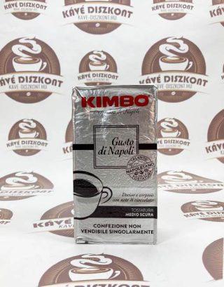 Kimbo Gusto Napoli 250 g őrölt kávé