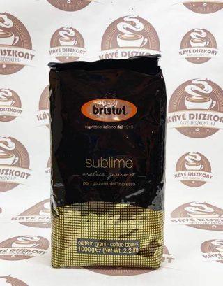 Bristot Sublime szemes kávé 1000 g