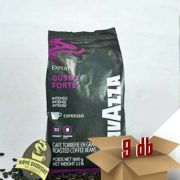 Lavazza Expert Forte szemes kávé 9 x 1000 g ingyenes szállítással