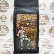 Charlie's coffee 70/30 szemes kávé 1000g