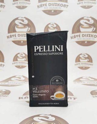 Pellini n°2 Vellutato őrölt kávé 250g